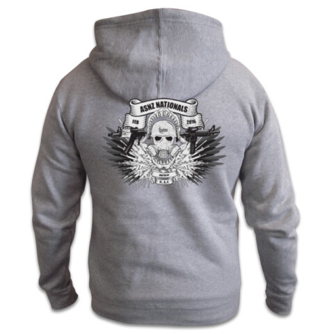 ASNZ Nationals Zip Hood - Nelson Airsoft Corps